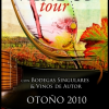 Cartel Wine Up Tour OTOÑO 2010